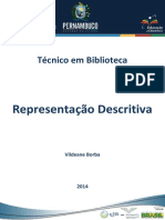 Representa C EoDescritiva