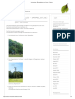 Bannermast – Bauanleitung Und Ideen – Outdoor