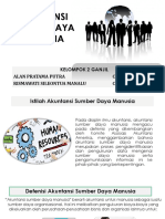 Bab 23 Akuntansi Sumber Daya Manusia