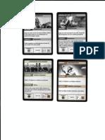 Cartas Corregidas Combat Commander