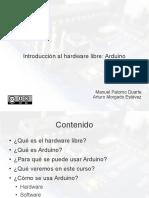 Arduino FormacionPDI UCA
