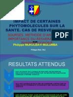 impact de certaines phytomolecules sur la santé, cas de resveratrol. sources, méthodes d'analyses, proprietés et mécanisme d'action du resveratrol