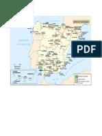 Principales espacios protegidos españoles