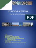 TEHNOLOGIJA BETONA 1