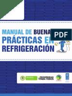 Manual Buenas Practicas Refrigeración UTO