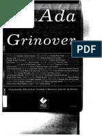 1. GOMES FILHO, Antonio Magalhães. Notas Sobre a Terminologia Da Prova