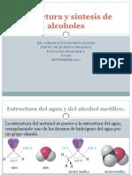 SINTESIS DE ALCOHOLES