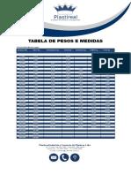 Polipropileno Pp Chapa Tarugo Bucha Peca Usinada 943