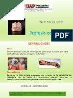 Semana 2 Generalidades Prótesis Total