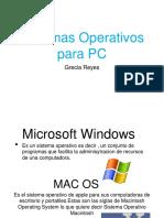 Ssistema operativo