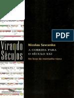 Nicolau Sevcenko - A Corrida Para O Seculo XXI