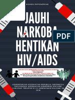 Poster Narkoba Hivaids