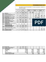 Control Fisico y Financiero - Angasmayo