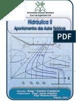 Manual Teórico de Hidraulica II