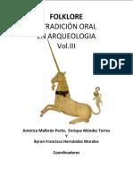 MEMORIAS IV Folklore y Tradición Oral en Arqueología Vol3 (1)