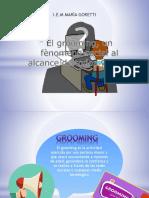 El Grooming, Un Fénomeno Social Al Alcance