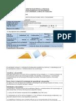 Guía de Actividades y Rúbrica de Evaluación - Actividad 2_Revisión Teórica de Los Enfoques Clásicos y Contemporáneos de La Psicología