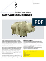 #KLV_ProductSheet_SurfaceCondenser