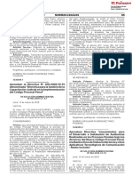 RESOLUCIÓN ADMINISTRATIVA Nº 084-2018-CE-PJ