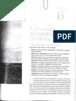 A Circulação Atmosférica e Oceânica - Capítulo 6 (p. 139 a 170)