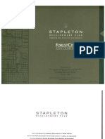 Stapleton Development Plan