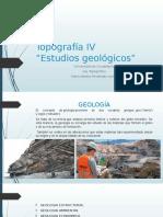 Estudios Geologicos 1