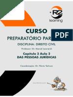 Direito Civil Das Pessoas Jurídicas.pdf