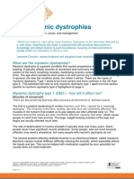 Myotonic Dystrophy 2017