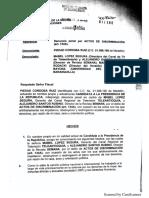 Denuncia Piedad Córdoba