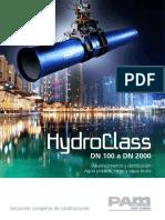 Saint-Gobain PAM HydroClass v36 ES-V5
