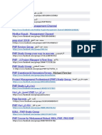 Pmp Groups Pages