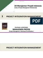 03. Project Integration Iampi