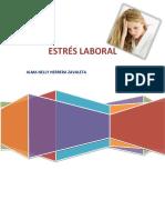 Estre¦üs Laboral En Los Trabajadores De Plan De Arroyos Atzalan Veracruz De Abril - Agosto Del 2012.docx