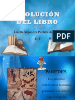 Evolución Del Libro