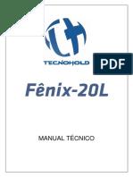 Central Convencional FÊNIX-20L - TECNOHOLD