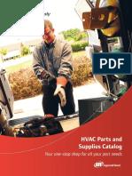 Trane Supply HVAC Parts and Supplies Catalog
