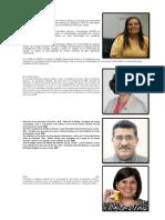 Carlota Monroy estudió en la Facultad de Ciencias Químicas y Farmacia de la Universidad San Carlos de Guatemala.docx