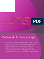 produccindealimentospormediodemicroorganismos-130712094213-phpapp01
