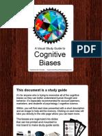 Cognitive biases: A visual study guide [Eric Fernandez]