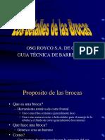 Guia Tecnica de Barrenado Espanol