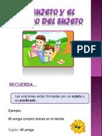 pptelsujetoyelncleodelsujeto-140124130611-phpapp01