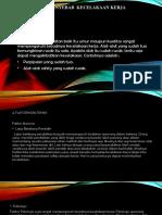 Faktor - faktor penyebab kecelakaan kerja