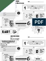 instruction sheets  2
