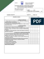 Pauta de Evaluación Exposiciones Temáticas INDIVIDUAL