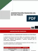 1 Introducción Al Sistema Integrado de Administración Financiera Para Epss
