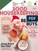 Good Housekeeping USA - May 2018