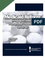 Medicaid Exchange Reform Plan