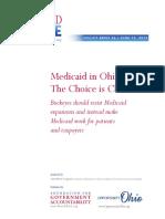 Ohio Medicaid Reform