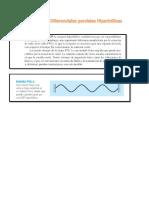 Ecuaciones Diferenciales Parciales Hiperbólicas