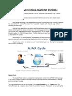 AJAX and Ajax Control Toolkit
